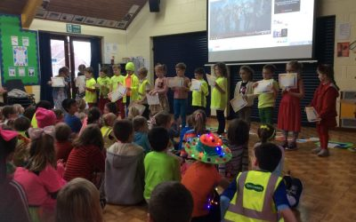 Woodpeckers' Class Assembly