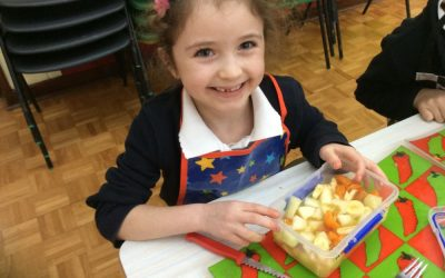 Cookery Club Fruit Salad