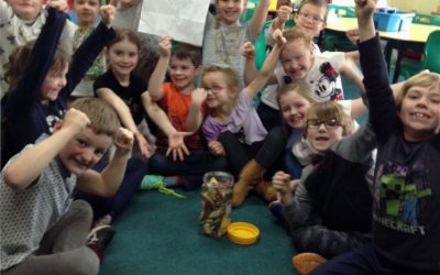 Woodpeckers Solve Easter Egg Mystery!
