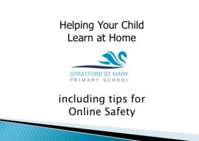 Helping Your Child Learn at Home