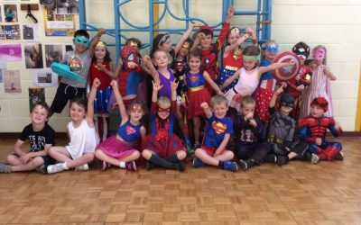 Superheroes Day