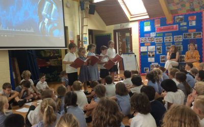 Woodpecker Class Assembly