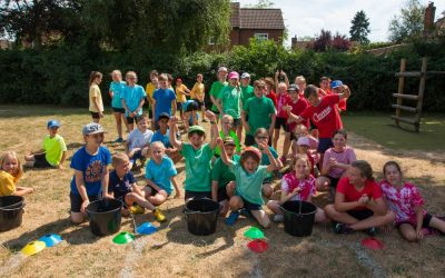 Sports Day – What a scorcher!