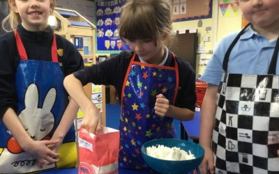 Cooking Club – Biscuits
