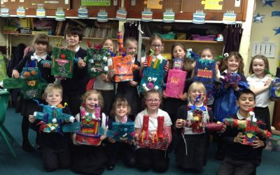 Marvellous Monster Models!