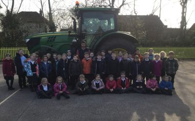Tractor Visit
