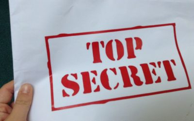 A Top Secret Surprise!