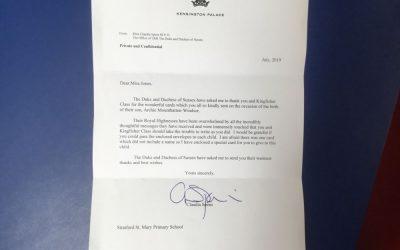 Royal Reply