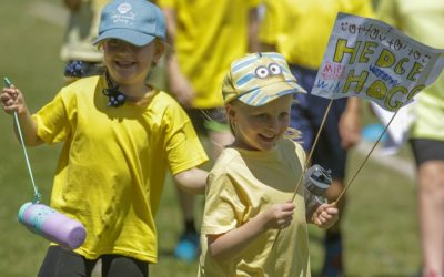 Sizzling Sports Day Success