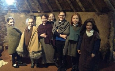 Owl's Trip To Colchester Castle