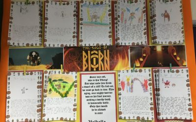 Vikings in the Woodpeckers Class