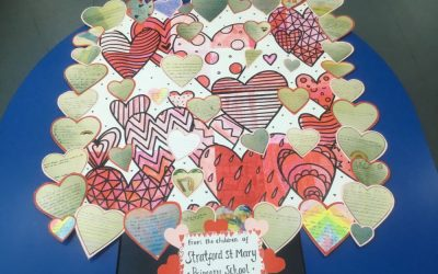 Kindness Hearts for Blackbrook Nursing Home