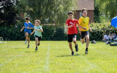 Sports Day – Owls and Swans