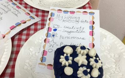 Lifelong Learning Disposition Cakes!