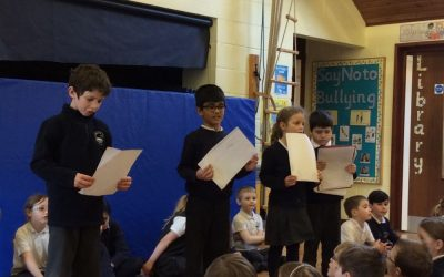 Woodpecker's Class Assembly