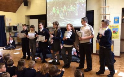 Swans Class Assembly