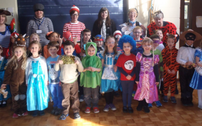 World Book Day – Amazing Costumes!